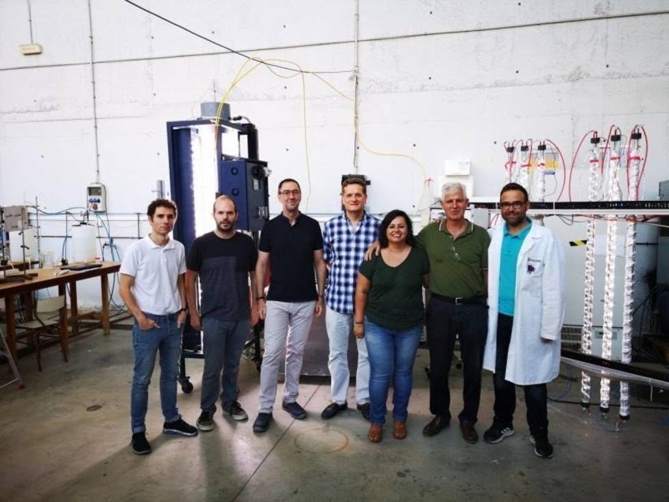 Reciclan agua procedente del cultivo de microalgas para obtener moléculas de interés biotecnológico