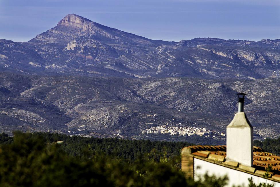 Con sus 1.813 metros, Penyagolosa es la montaña más alta de la provincia de Castellón