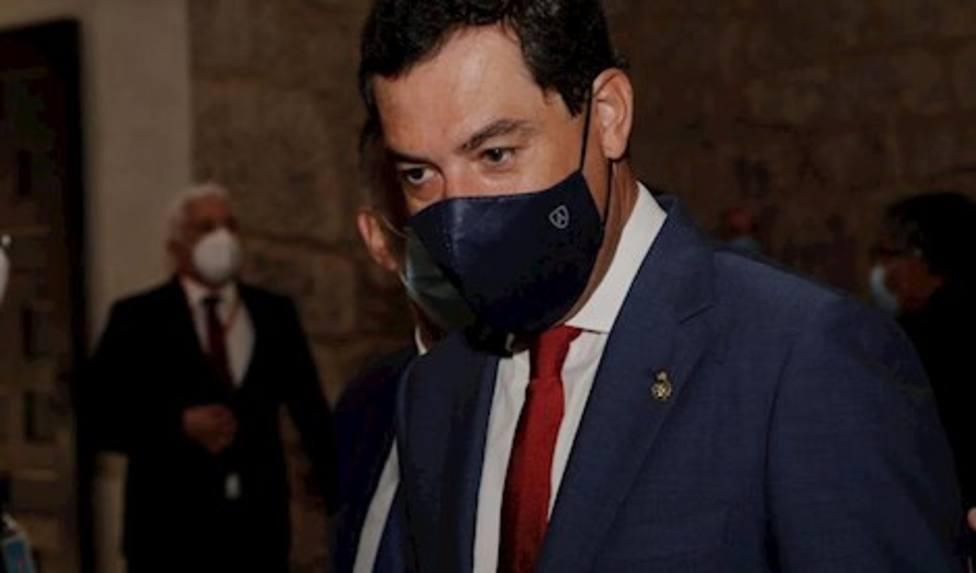 Moreno no permitirá agravios territoriales y pide a Sánchez que asuma su responsabilidad en la atención a mi