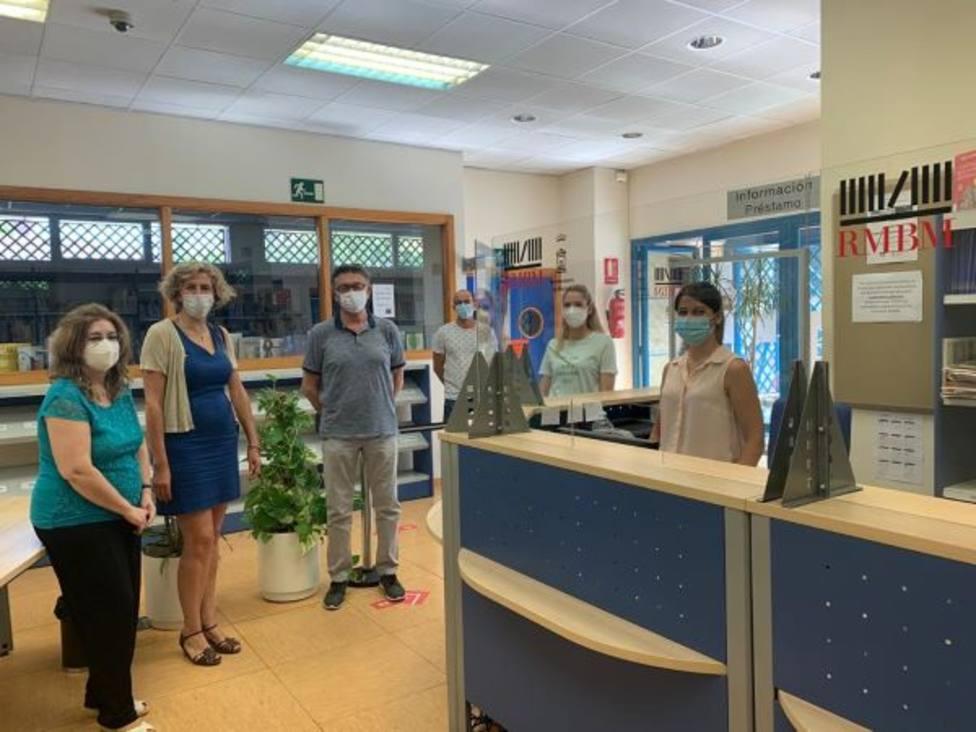 El Ayuntamiento mantiene abiertas en agosto 7 bibliotecas y 9 salas de estudio para garantizar la atención