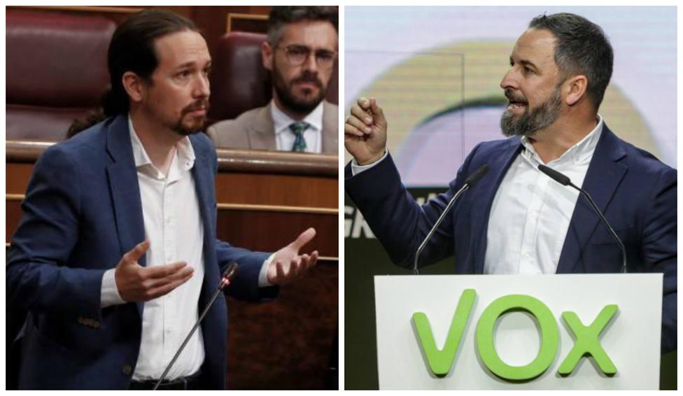 """Podemos deja en evidencia a Iglesias al tratar de atacar a Vox: """"Es de primero de democracia"""""""