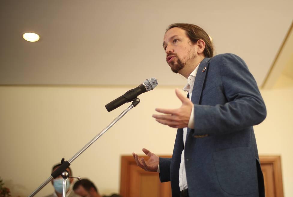 Pablo Iglesias reivindica la Diada como patrimonio democrático de todos