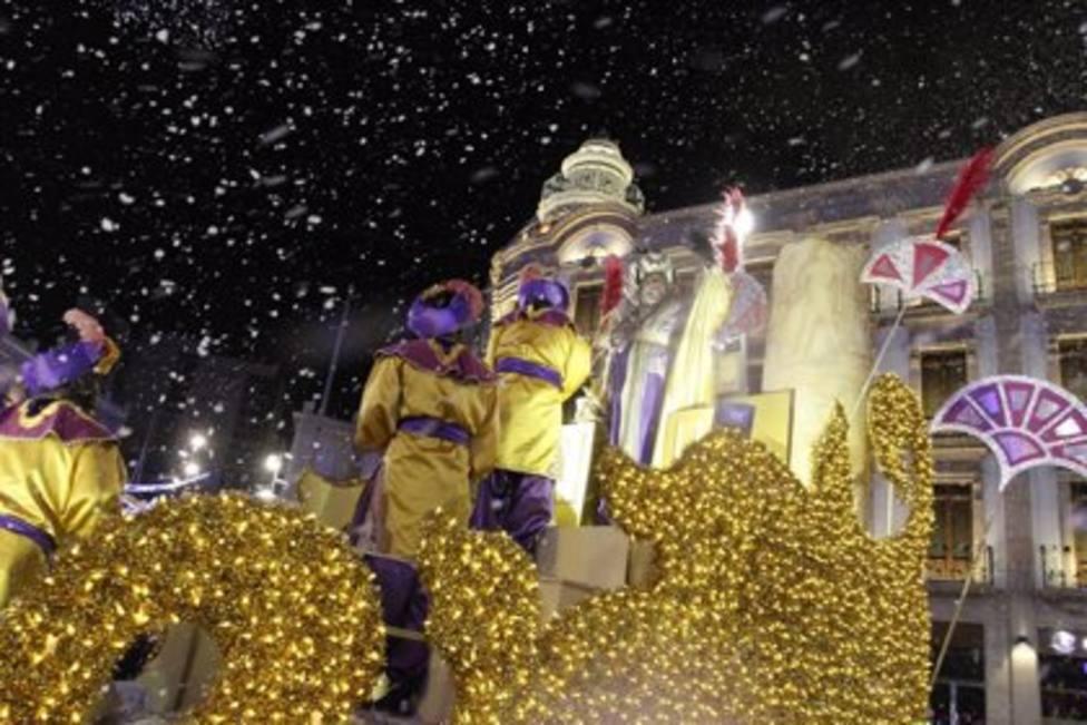 Almería trabaja en un plan B para que los Reyes Magos vengan a la ciudad pese al coronavirus