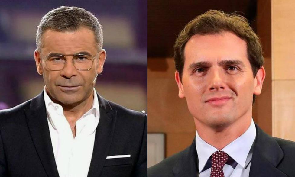 Jorge Javier Vázquez y Albert Rivera
