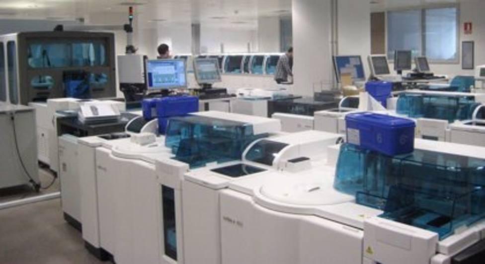Laboratorio del HUCA