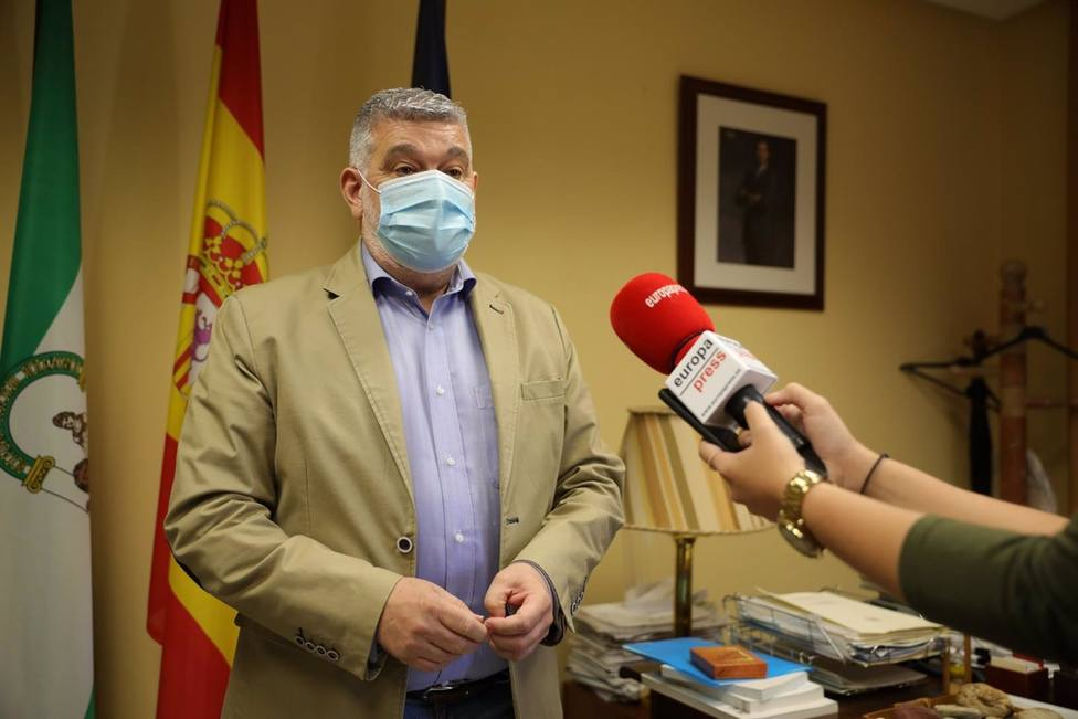 V�DEO:Sevilla.-Coronavirus.-El alcalde de �cija destaca la normalidad durante primer día de restricciones por pandemia