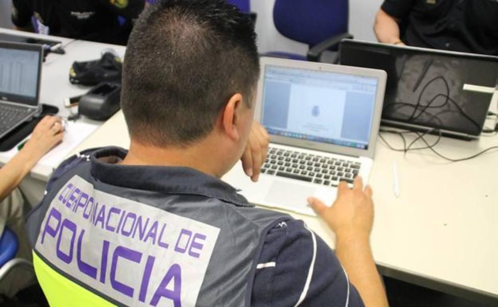 Detenido un jubilado de 70 años en Las Palmas de G.C. en una operación contra la pederastia en internet