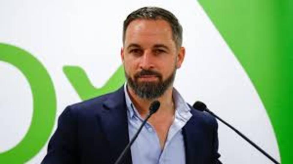 Abascal viajará mañana a Canarias para apoyar movilizaciones contra la invasión migratoria