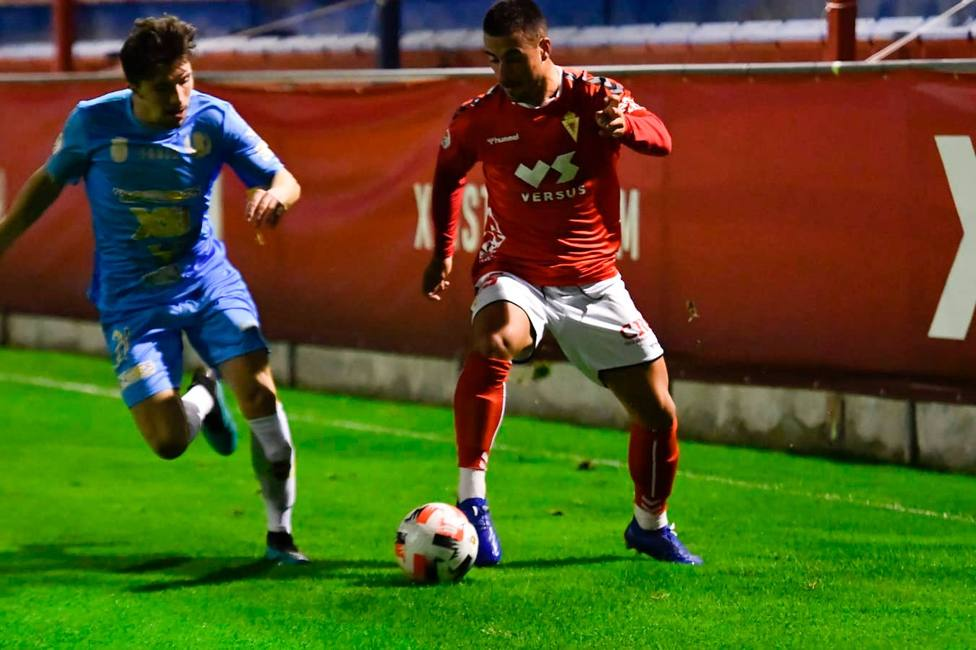 El Real Murcia cede a Andrés Silvente al Lorca Deportiva