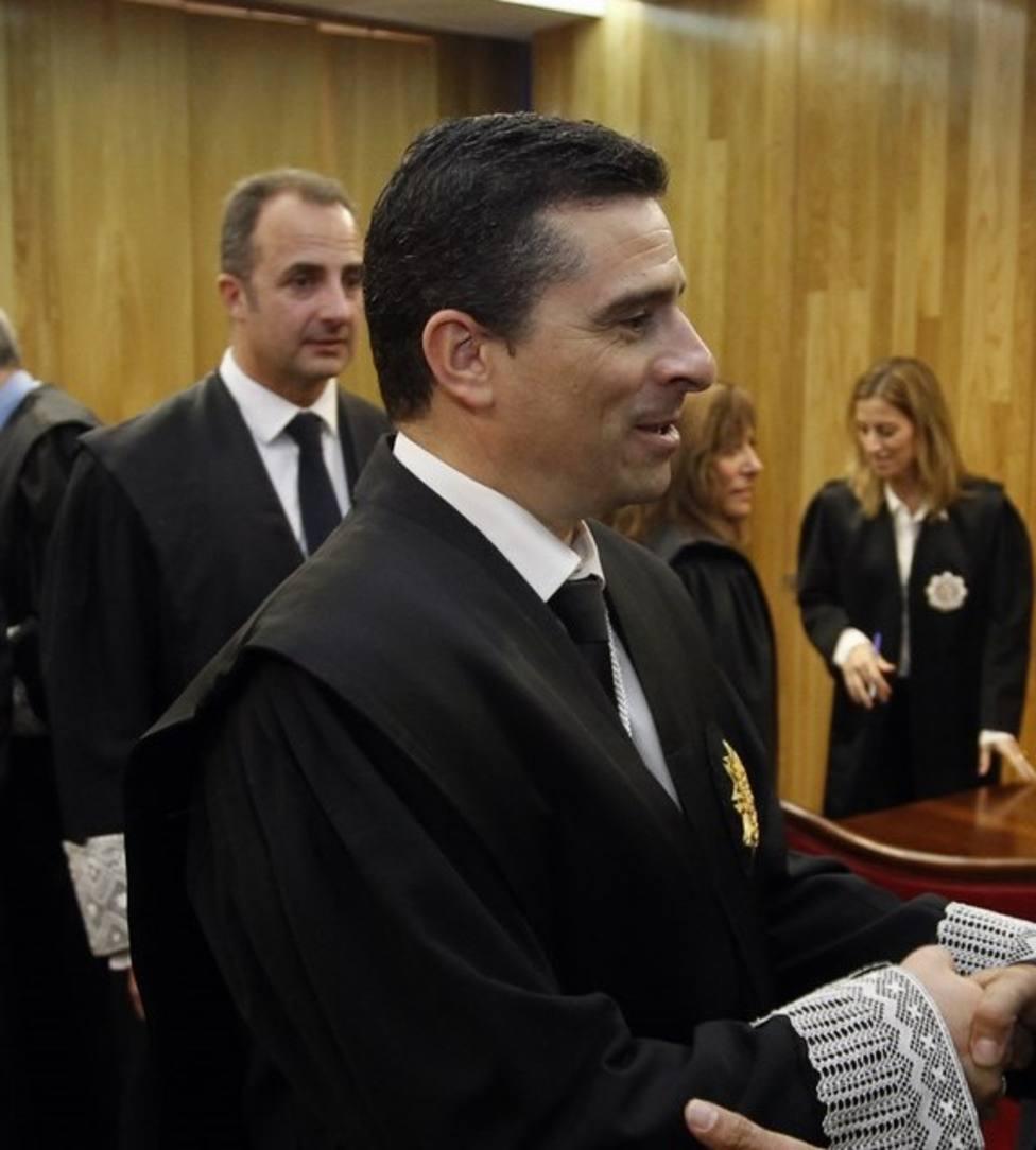 Justicia nombra fiscal jefe de Lugo a Roberto Brezmes para los próximos cinco años