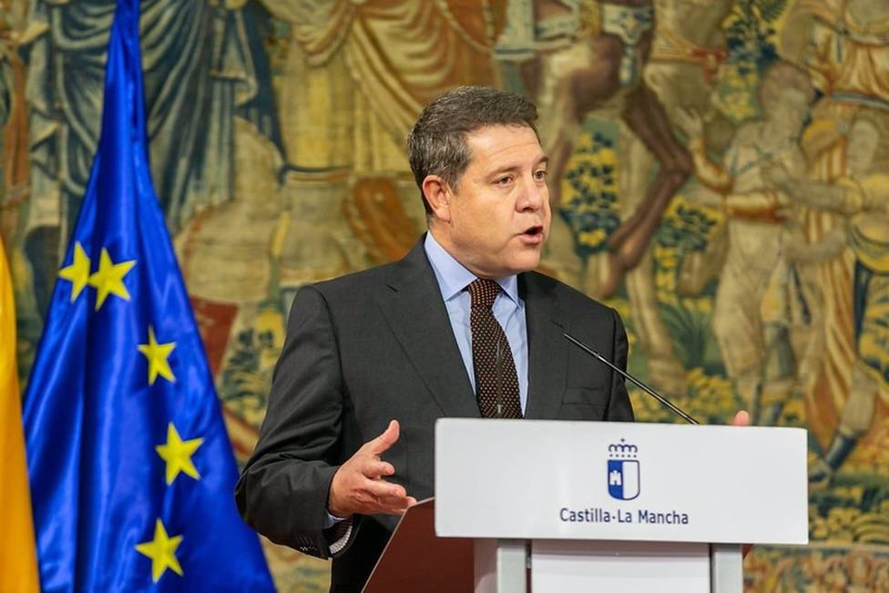 García-Page convoca este lunes un Consejo de Gobierno para endurecer las medidas ante el avance del virus