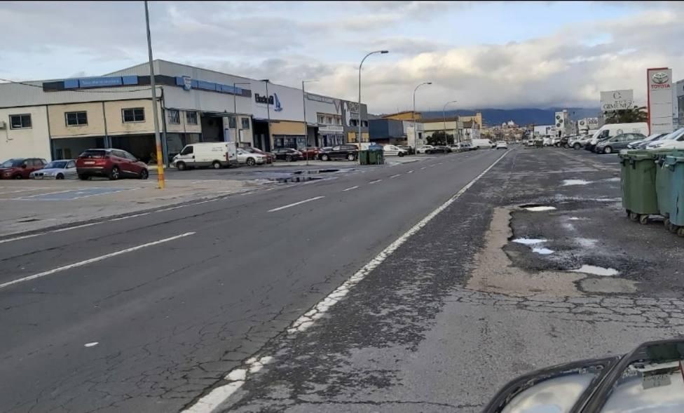 Avenida Martín Palomino de Plasencia