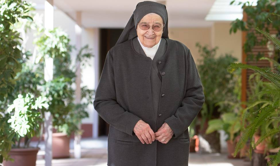 Hermana Amparo Alba Pelechá