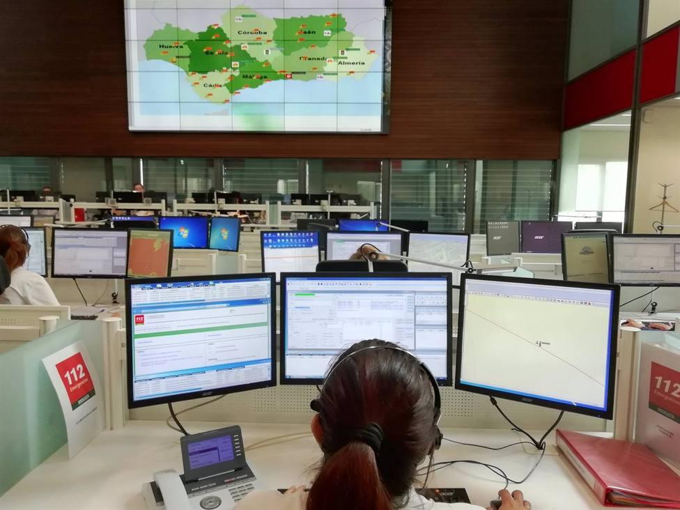 Granada.- El 112 gestiona 864 incidencias durante el puente de Andalucía en la provincia