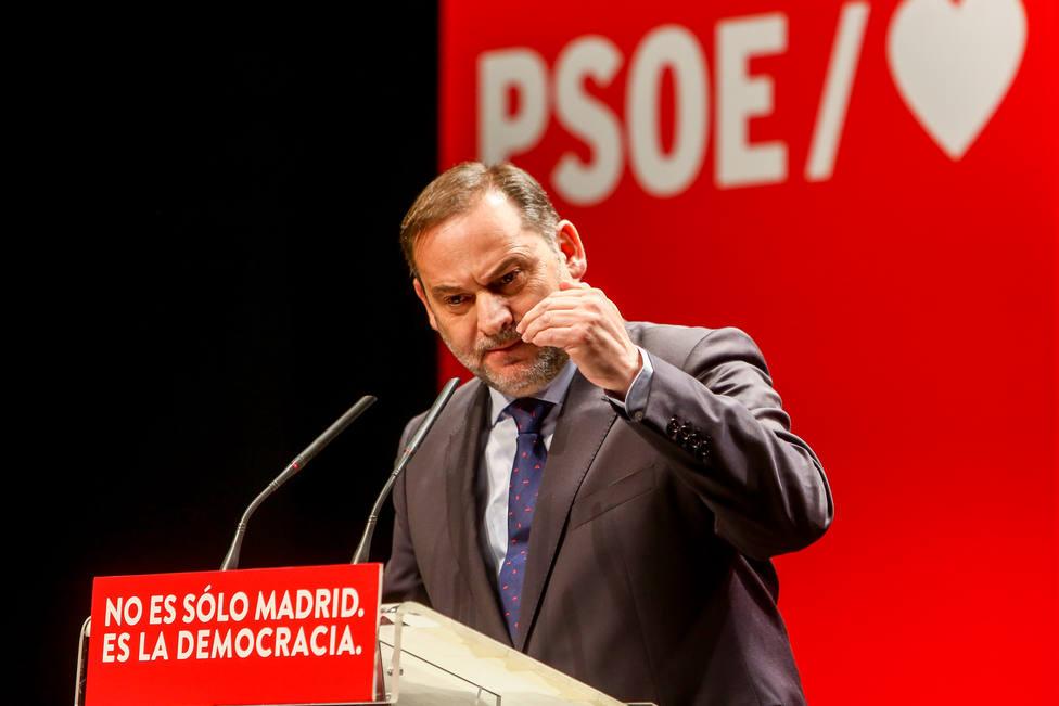 Ábalos, sobre la Comunidad de Madrid: Es lo más parecido a una dictadura