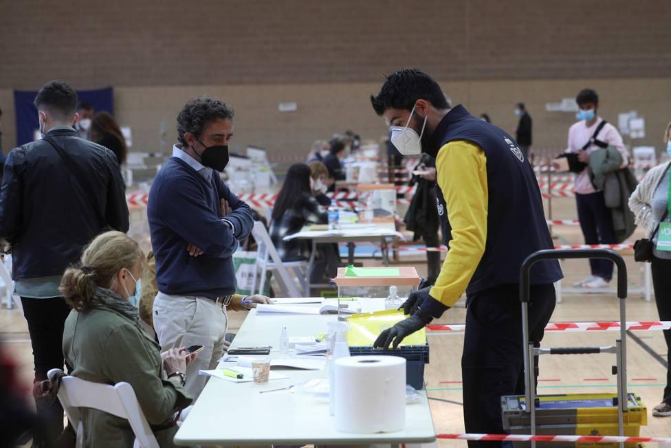 Voto por correo en las elecciones autonómicas
