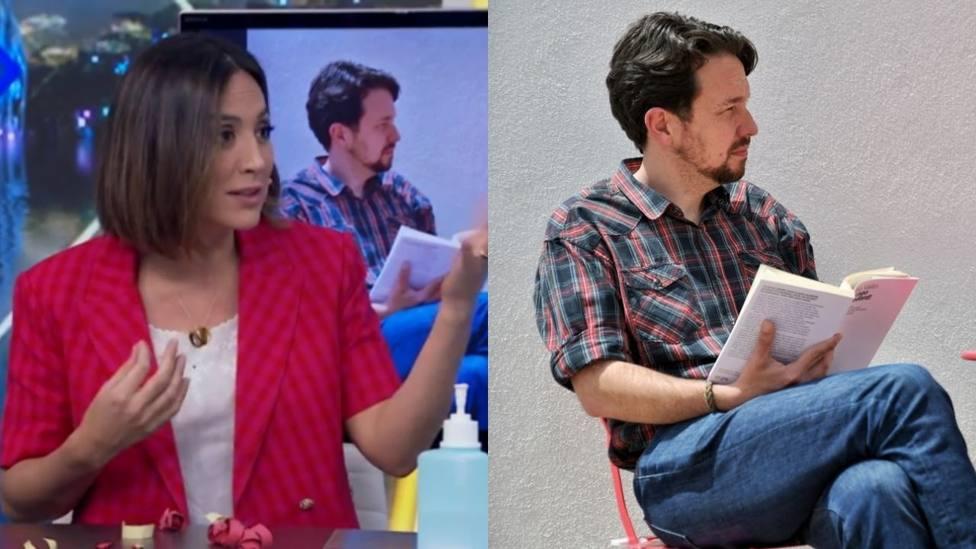 """Tamara Falcó explica el verdadero motivo por el que Pablo Iglesias se ha cortado la coleta: """"Parece que es…"""""""