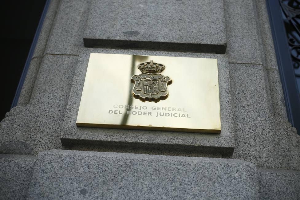 Renovación del Consejo General del Poder Judicial