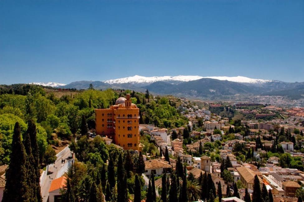 Granada.- Coronavirus.- El Hotel Alhambra Palace prepara su reapertura para el próximo 1 de septiembre