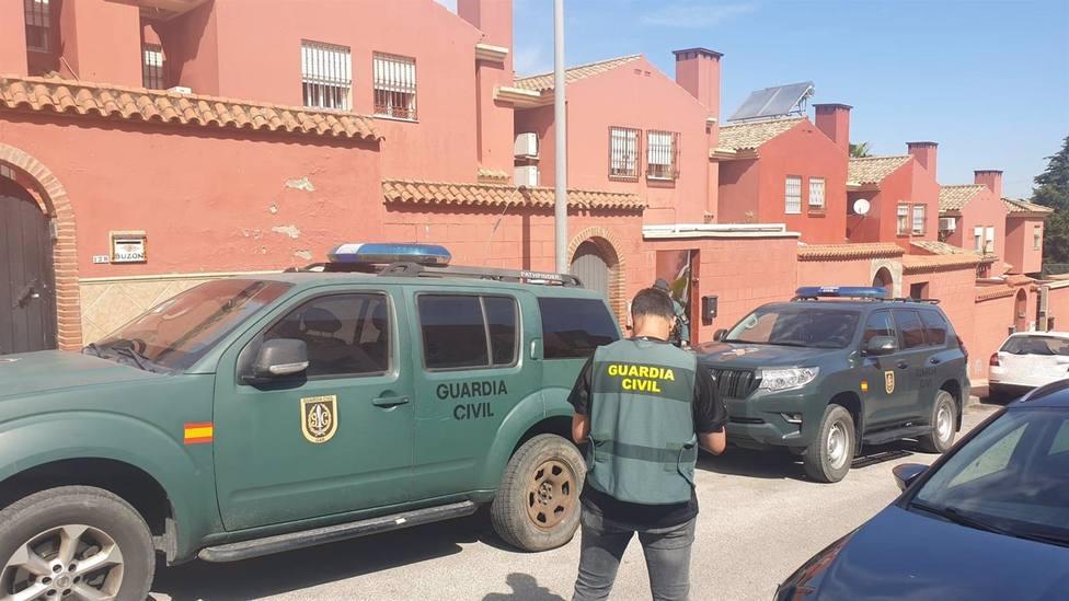 Cádiz.-Sucesos.- Incautados 15 millones de euros en metálico en una operación con 20 detenidos en el Campo de Gibraltar