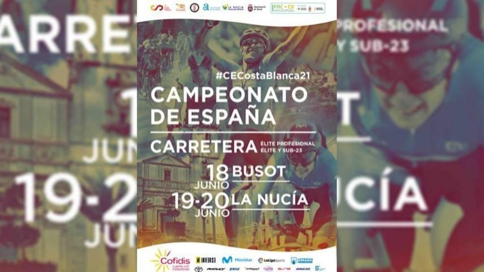 El Brócoli Ciclista estará por tercer año consecutivo en el Campeonato de España
