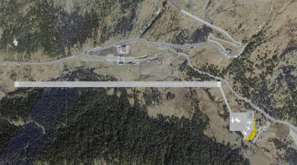 Andorra descarta el proyecto de aeropuerto de Grau Roig