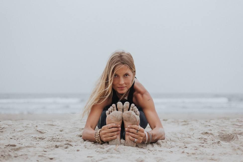 Claves para practicar yoga en verano