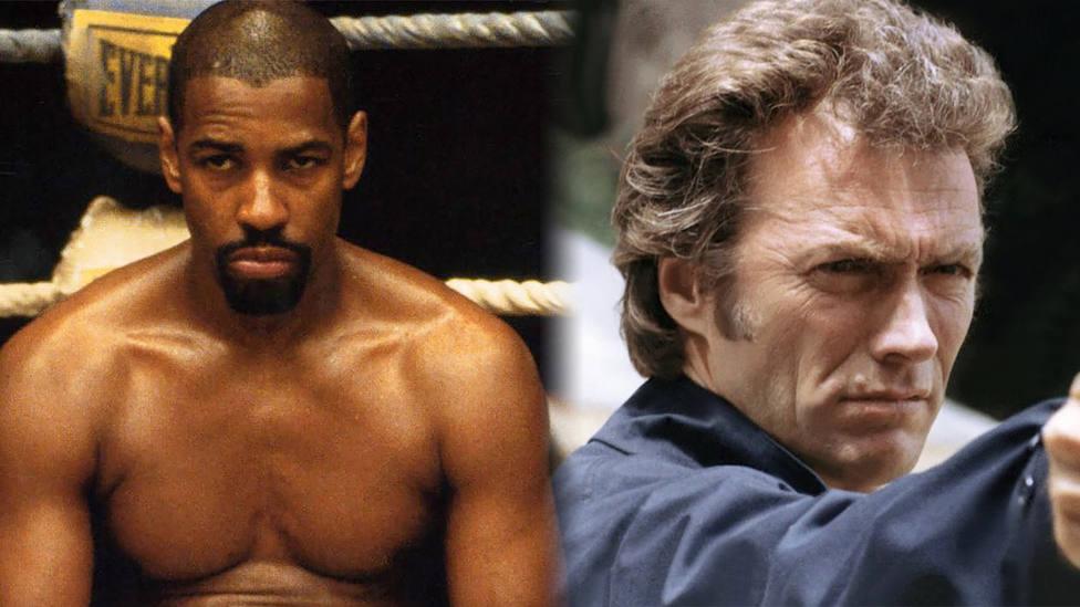 Denzel Washington y Clint Eastwood, este fin de semana, en TRECE