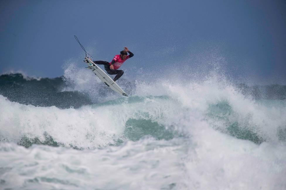 Foto de archivo de uno de los participantes en un edición pasada - FOTO: CLASSIC SURF PRO