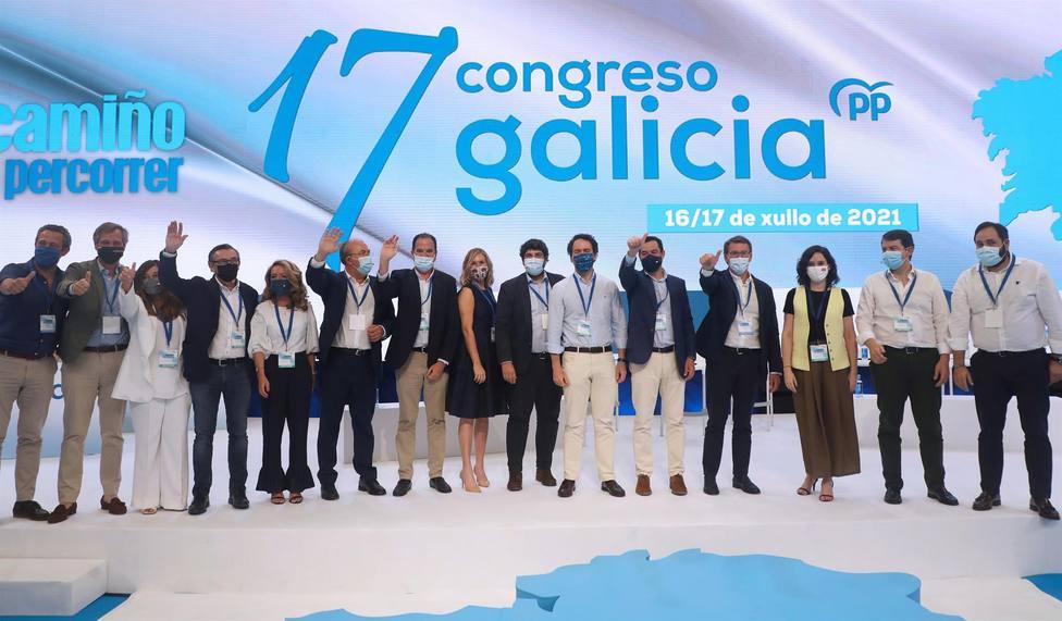 Congreso Regional del Partido Popular en Galicia