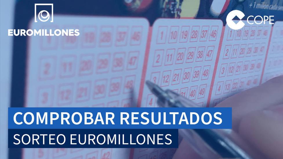 Euromillones: resultados del 10 de septiembre de 2021