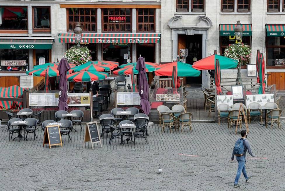 Bruselas aliviará el uso de la mascarilla a partir del mes de octubre