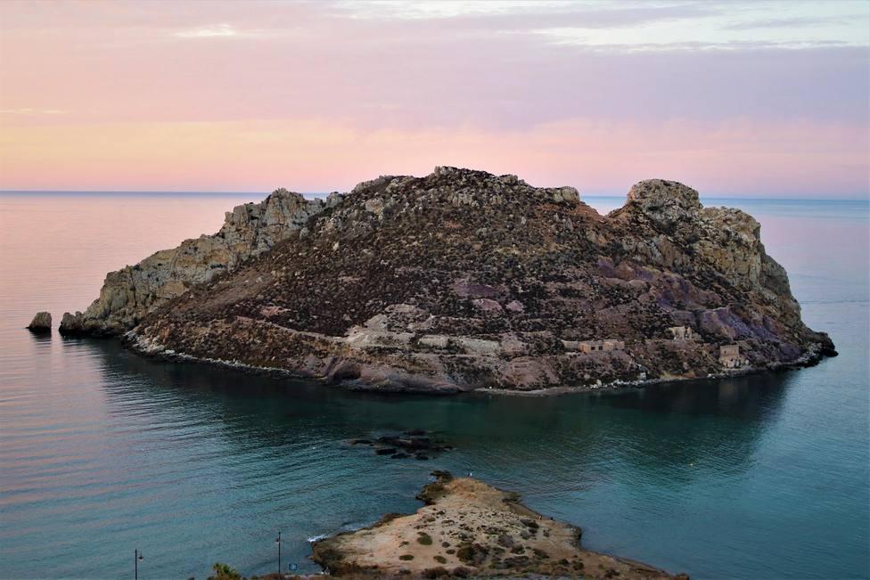 Nuevos hallazgos en la Isla del Fraile de Águilas lo revelan como un yacimiento único en el Mediterráneo