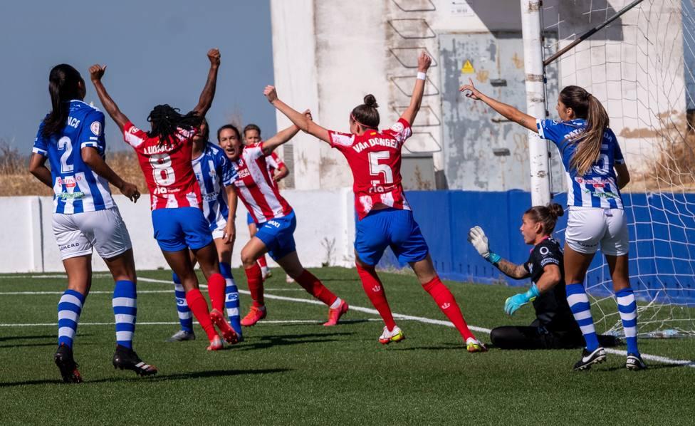 Sporting Club de Huelva - Atlético de Madrid