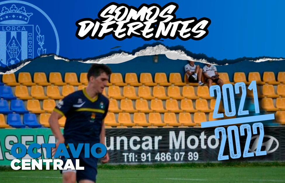 El CF Lorca Deportiva incorpora un quinto argentino a sus filas