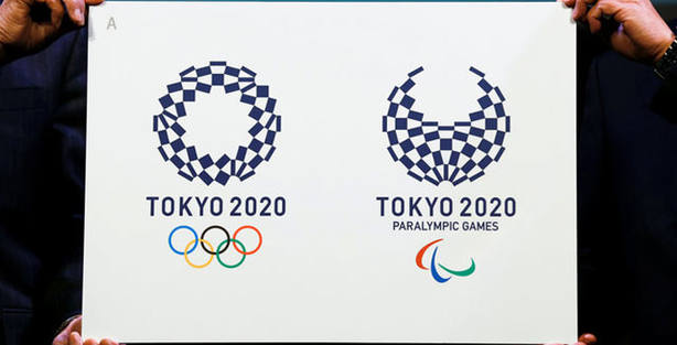 Tokio 2020 Presenta Su Nuevo Logo Juegos Olimpicos Cope