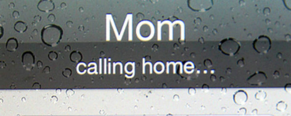 El teléfono se bloquea si los jóvenes no devuelven la llamada.