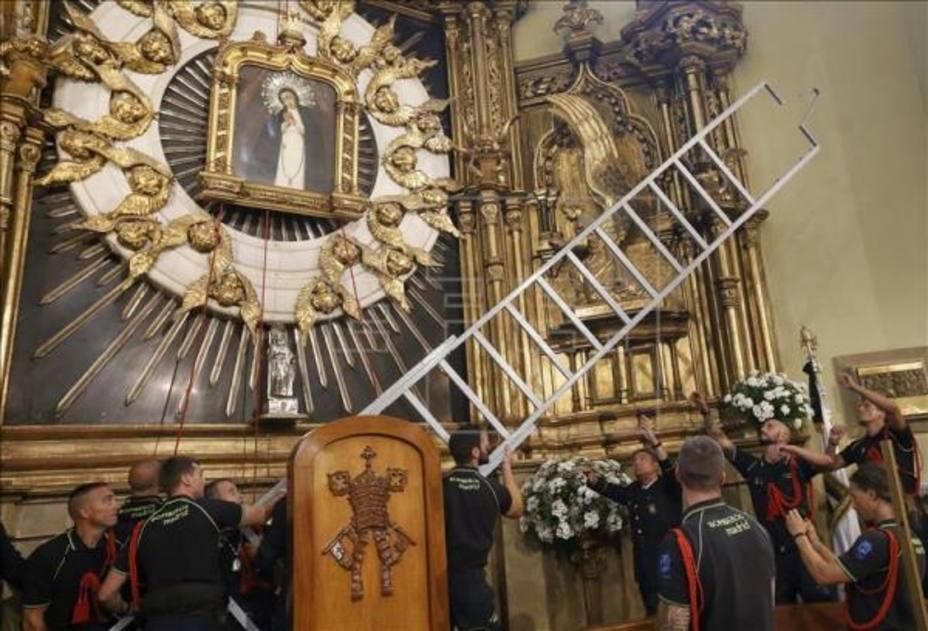 La Virgen de la Paloma: la patrona popular de Madrid