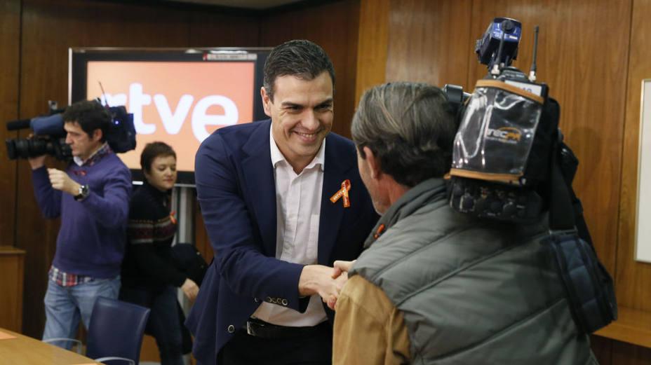La purga de Sánchez en TVE, de lo más visto de la semana