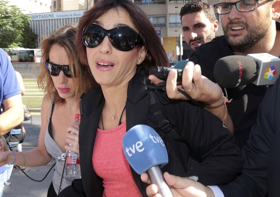 La Fiscalía pide que se confirme la condena a Juana Rivas por sustracción de menores
