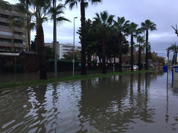 Las lluvias acumuladas desde el 1 de octubre superan en un 24% el valor normal y lo duplican en zonas de la mitad este