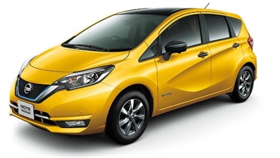 El Nissan Note, el vehículo más vendido en Japón en 2018, con 136.324 unidades