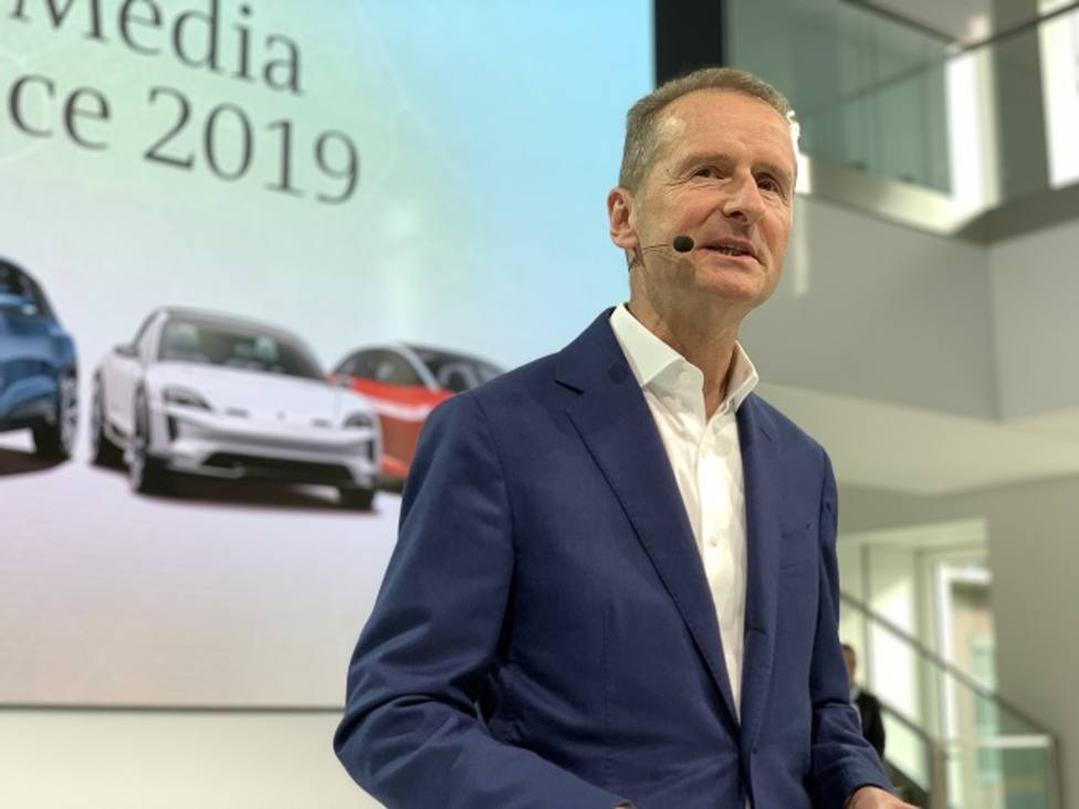 (AMP) Volkswagen se deja un 1,06% en Bolsa tras presentar resultados