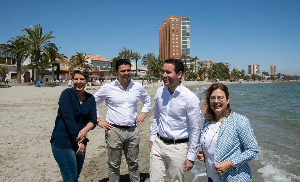 El PP promete un alto comisionado nacional para impulsar y desarrollar el Mar Menor