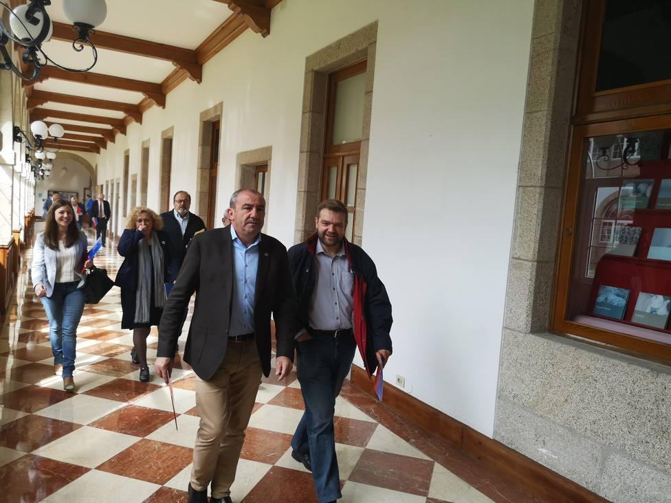"""Santos dice que el debate sobre Campos son """"perchas para trajes que se están cosiendo"""""""