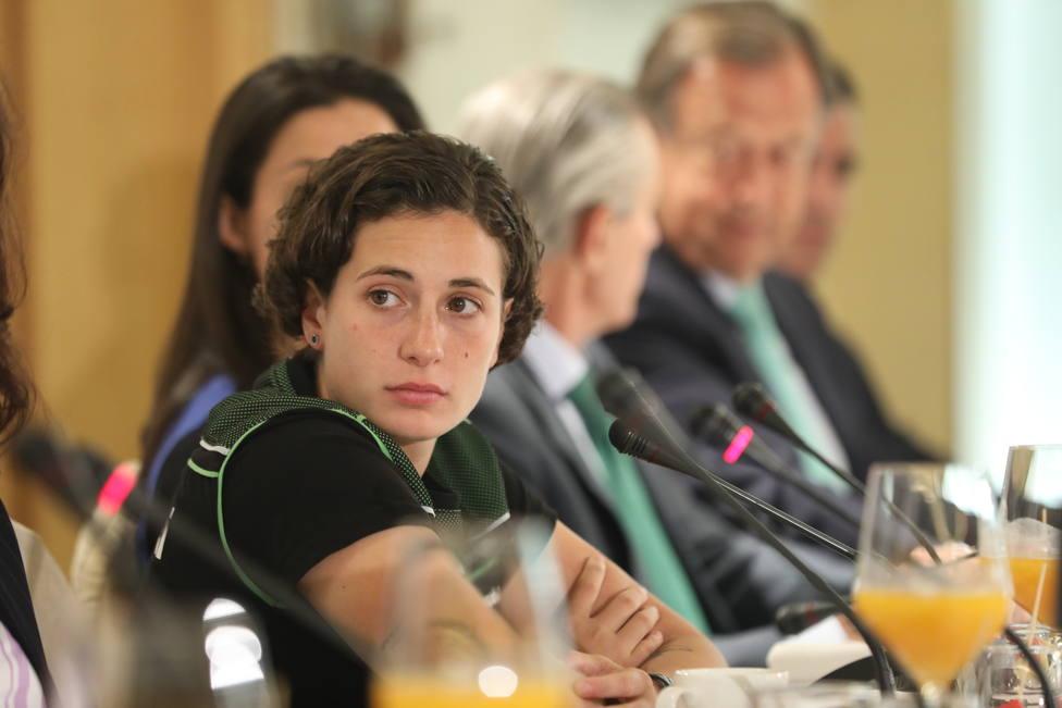 Ana Carrasco: Cuando empecé nadie pensaba que una mujer pudiera ganar un Mundial contra hombres