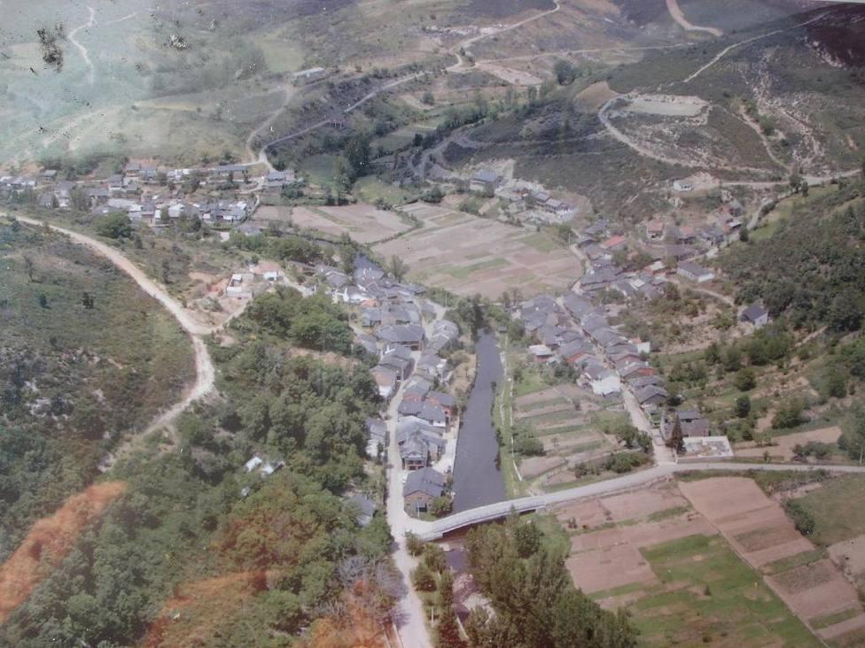 Rionor de Castilla, el pueblo dividido por la frontera portuguesa