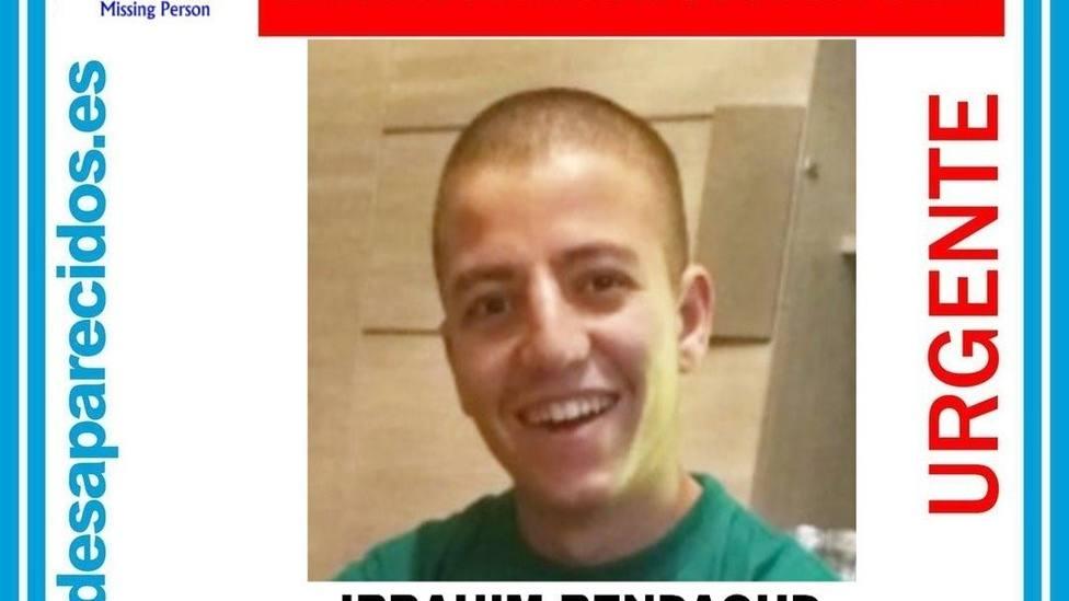 Ibrahim Bendaoud desapareció en Collado Villalba el 21 de junio