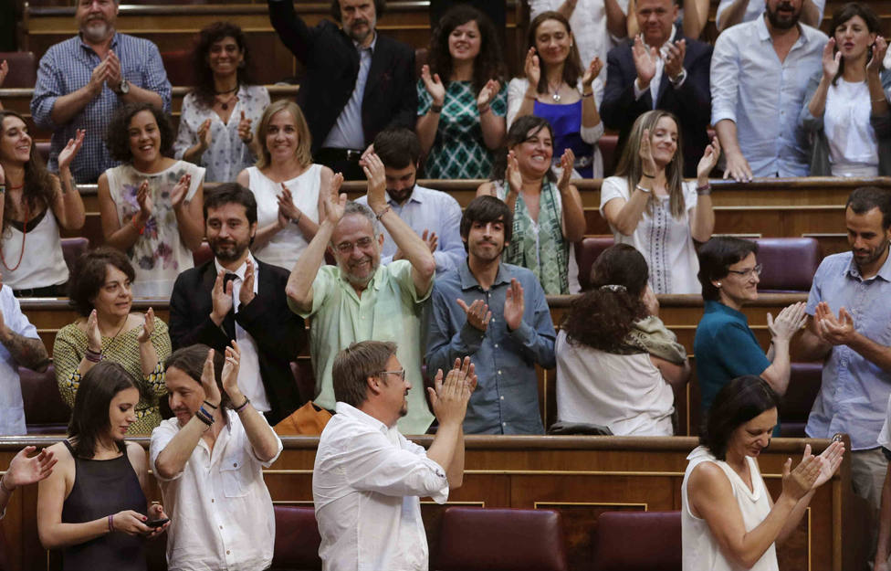 Unidas Podemos tendría un tercio del Gobierno si hubiera proporción en los votos