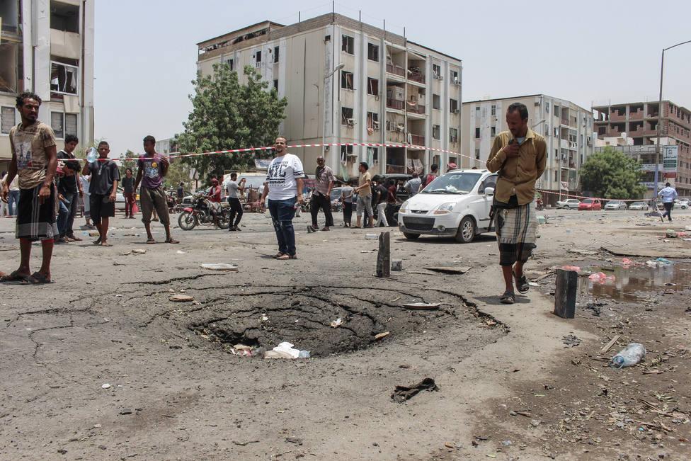 La UE reclama un diálogo inmediato en Yemen tras los enfrentamientos en Adén